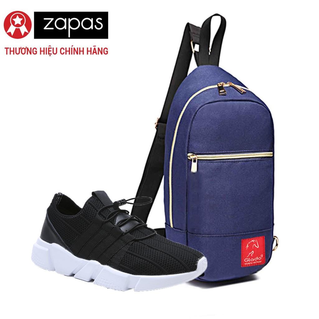Combo Túi Messenger Thời Trang Glado DCG028 (Màu Xanh Dương) + Giày Sneaker GZ016 (Đen) - 10033377 , 847724793 , 322_847724793 , 350000 , Combo-Tui-Messenger-Thoi-Trang-Glado-DCG028-Mau-Xanh-Duong-Giay-Sneaker-GZ016-Den-322_847724793 , shopee.vn , Combo Túi Messenger Thời Trang Glado DCG028 (Màu Xanh Dương) + Giày Sneaker GZ016 (Đen)