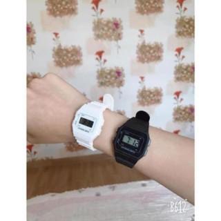 (Giá sỉ)Đồng hồ điện tử unisex dây nhựa CA004 phối theo đồ rất đẹp MSPN
