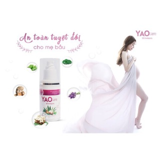 Yao care Women- dung dịch vệ sinh phụ nữ 100ml thumbnail