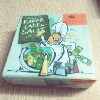 Bài nấu ăn Xalat- Board game