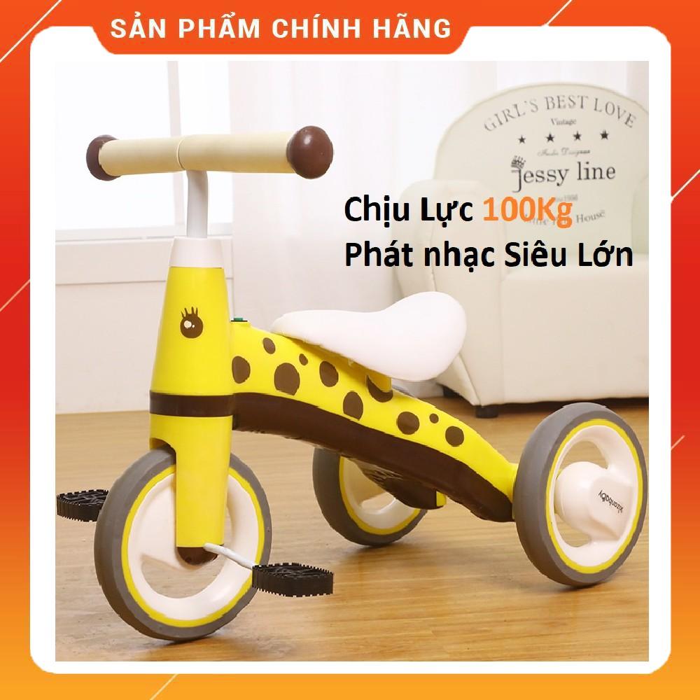 Xe chòi chân cho bé từ 1-5 tuổi bản cao cấp Xizanbaybe