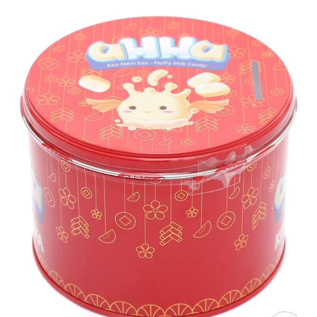 Kẹo Mềm Sữa Ahha Ống Lì Xì 150G