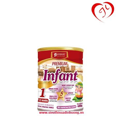 Sữa Infant cho trẻ nhỏ 400g