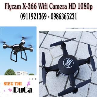 Flycam X-366 Wifi Camera 1080P HD New