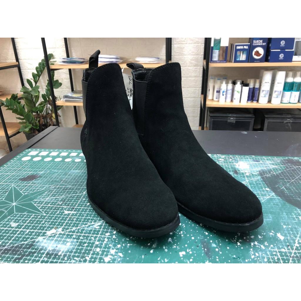 Bộ Vệ Sinh Giày Enito Suede Cleaner Kit - Chuyên Vệ Sinh Giày Da Lộn, Da Nubuck Cao Cấp