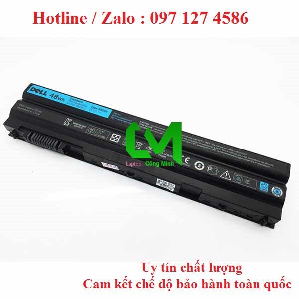Pin Dell Latitude E6420 E6430 E6520 E6530 E6540 E6440 E5420 E5430 Vostro 3460 Vostro 3560 Giá chỉ 342.000₫