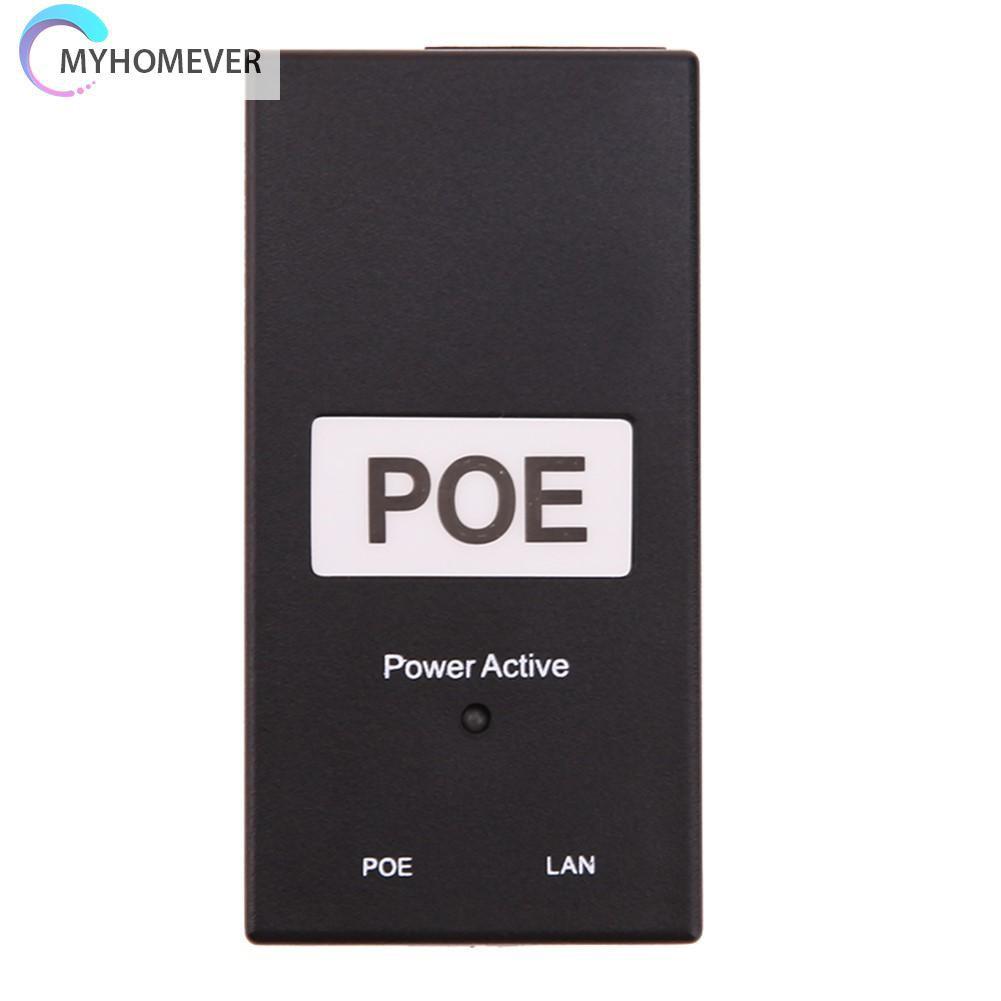 Bộ Chuyển Đổi Nguồn Poe 48v 0.5a 24w Cho Cctv