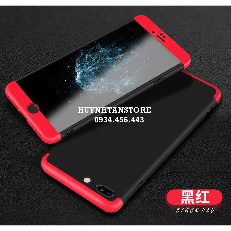 Iphone 7 Plus _ Ốp nhựa full cạnh 360 chính hãng GKK