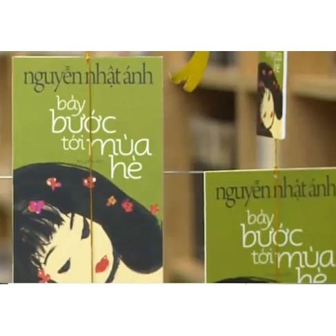 Cuốn sách Bảy Bước Tới Mùa Hè - Tác giả: Nguyễn Nhật Ánh - 3523456 , 1142459883 , 322_1142459883 , 99000 , Cuon-sach-Bay-Buoc-Toi-Mua-He-Tac-gia-Nguyen-Nhat-Anh-322_1142459883 , shopee.vn , Cuốn sách Bảy Bước Tới Mùa Hè - Tác giả: Nguyễn Nhật Ánh