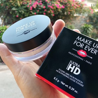 Phấn phủ bột Make Up For Ever HD High Definition Powder