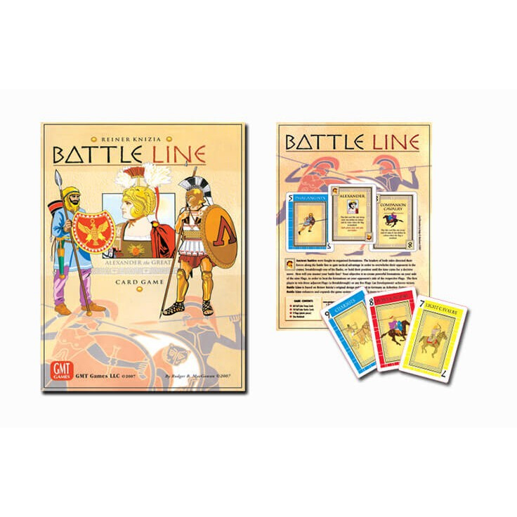 Trò chơi Battle Line Card Game