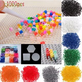 [Mã TOYCB9 hoàn 20K xu đơn 50K] Set 1000 hạt nhựa nhiều màu sáng tạo đồ thủ công kích thước 5mm