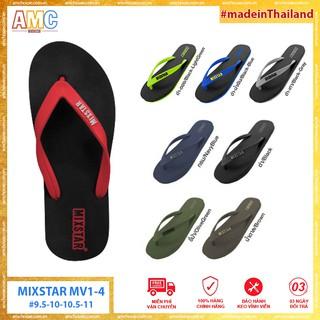 Dép lào Thái Lan nam MIXSTAR MV1 - MV4 cực nhẹ - màu ngẫu nhiên
