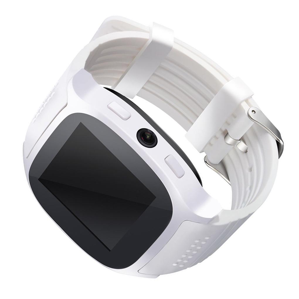Đồng Hồ Thông Minh T8 Kết Nối Bluetooth Màn Hình Lcd 1.58 Tft Lcd Kèm Phụ Kiện