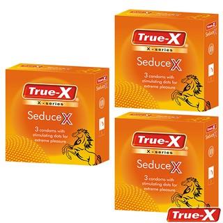 Combo 3 hộp Bao cao su True-X CloseX - Ôm sát không lo tuột bao 9 chiếc thumbnail