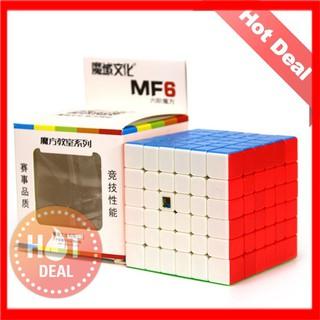 Rubik 6x6x6 không viền MF6 – Rubik 6x6x6 Mofang Jiaoshi MF6 stickerless
