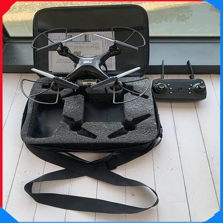 Flycam F82 định vị GPS-2 Camera full 1080p-Chống rung rung quang học-HÀNG ĐỘC QUYỀN
