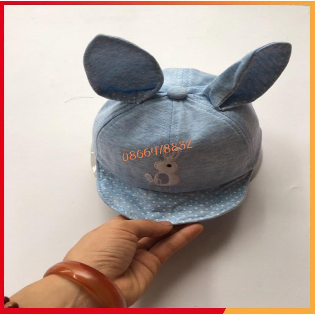 Mũ thỏ cho bé trai và bé gái