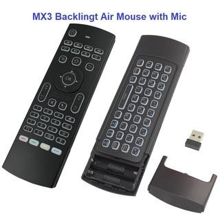 [Mã ELFLASH5 giảm 20K đơn 50K] Chuột bay kiêm bàn phím W-Shark MX3 Blacklight có Mic