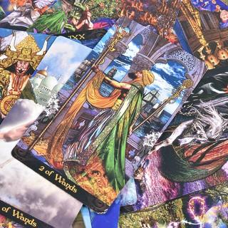 Aiary78 Tarot Illuminati Kit Tarot cards