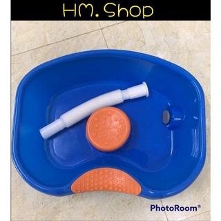 Chậu Gội Đầu Tại Giường, Tại Nhà, Thau Gội Đầu Chất Liệu Nhựa Cao Câp Siêu Bền