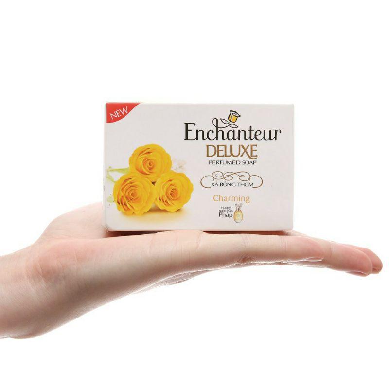 Xà bông hương nước hoa Enchanteur 90G