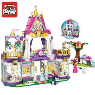 Giá Chất – Đồ chơi Lego princess leah 2611 – lâu đài 628 miếng