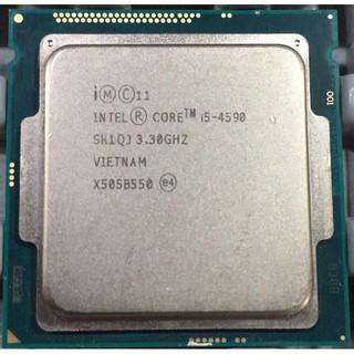 Intel Core i5 4590 (Up to 3.7Ghz/ 6Mb cache (Giá Khai Trương) Tặng keo tản nhiệt