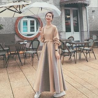 Đầm Sweater Dài Tay Với Thiết Kế Ôm Eo Xinh Xắn Dành Cho Nữ 2020