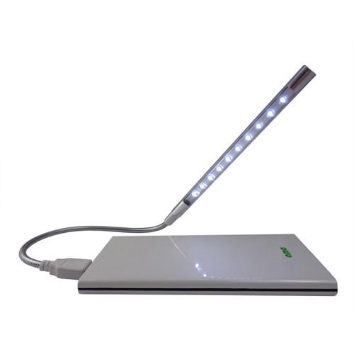 Đèn led dài 10 bóng cổng USB dành cho laptop