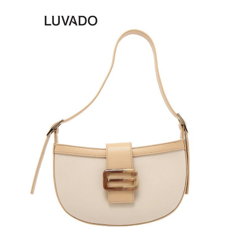 Túi đeo chéo nữ đẹp dễ thương MICOCAH nhiều ngăn đi chơi LUVADO TX475
