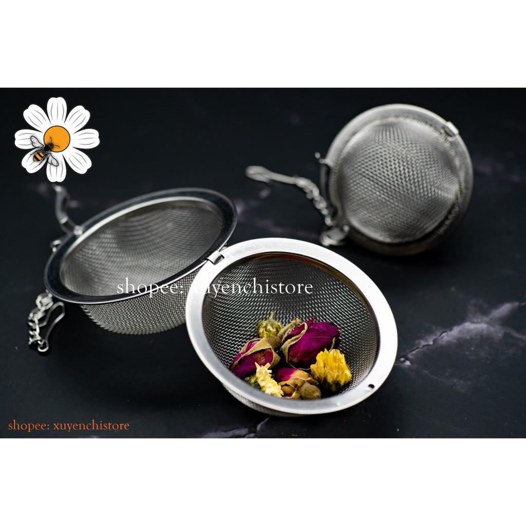 Lọc trà INOX tiện lợi 💥 FREESHIP 💥 Giảm 10k khi nhập [Lọc trà] Lọc trà INOX-304 cao cấp