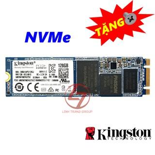 Ổ cứng SSD M.2 2280 PCIe NVMe Kingston 128GB-RBU-SNS8154P3-bảo hành 3 năm