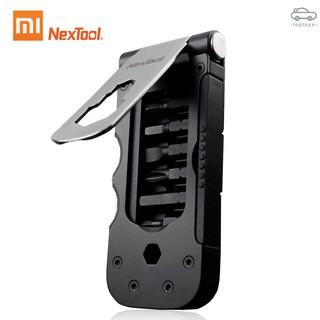 TOP Xiaomi NexTool Multifunctional Screwdriver Car Bicycle Repair Compact DIY Household Tool Portable Wrench For Repair