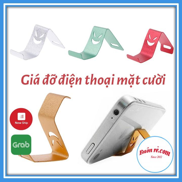 Giá đỡ điện thoại thông minh hình mặt cười 01068 Buôn Rẻ
