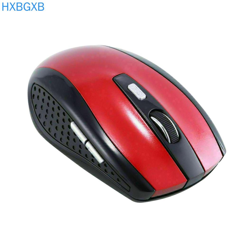 Chuột Không Dây Hxbg - 2.4g 1600dpi Cho Game Thủ