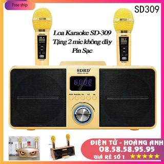 LOA KARAOKE SD-309 (SD 306 – SD 301)