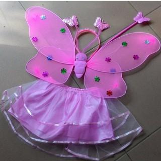 Set hóa trang tiên bướm