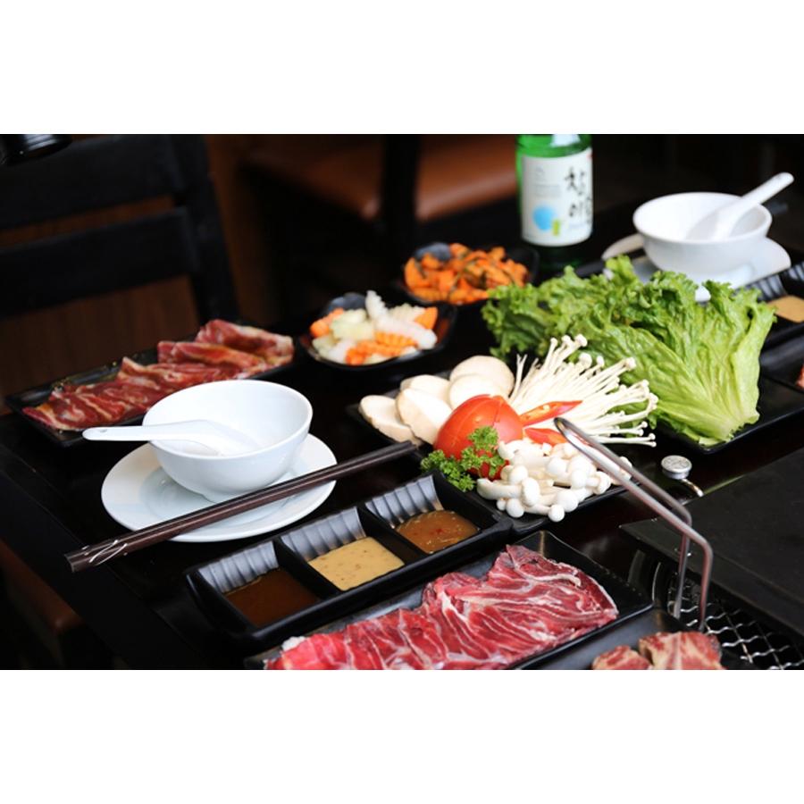 Hà Nội [Voucher] - Buffet lẩu ngon tại PPs BBQ Hotpot