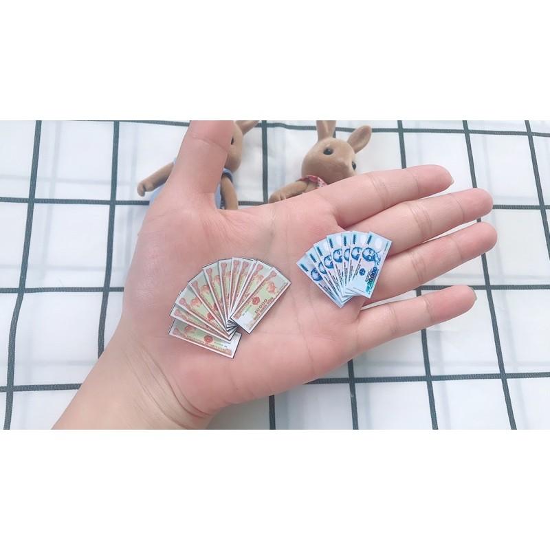 đồ chơi mini trang trí nhà búp bê, mô hình 1/6 1:12
