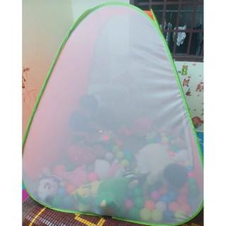 Lều tự bung cho bé tiện lợi khi chơi và cắm trại