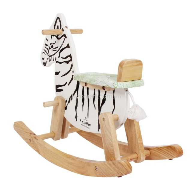 Ngựa gỗ bập bênh