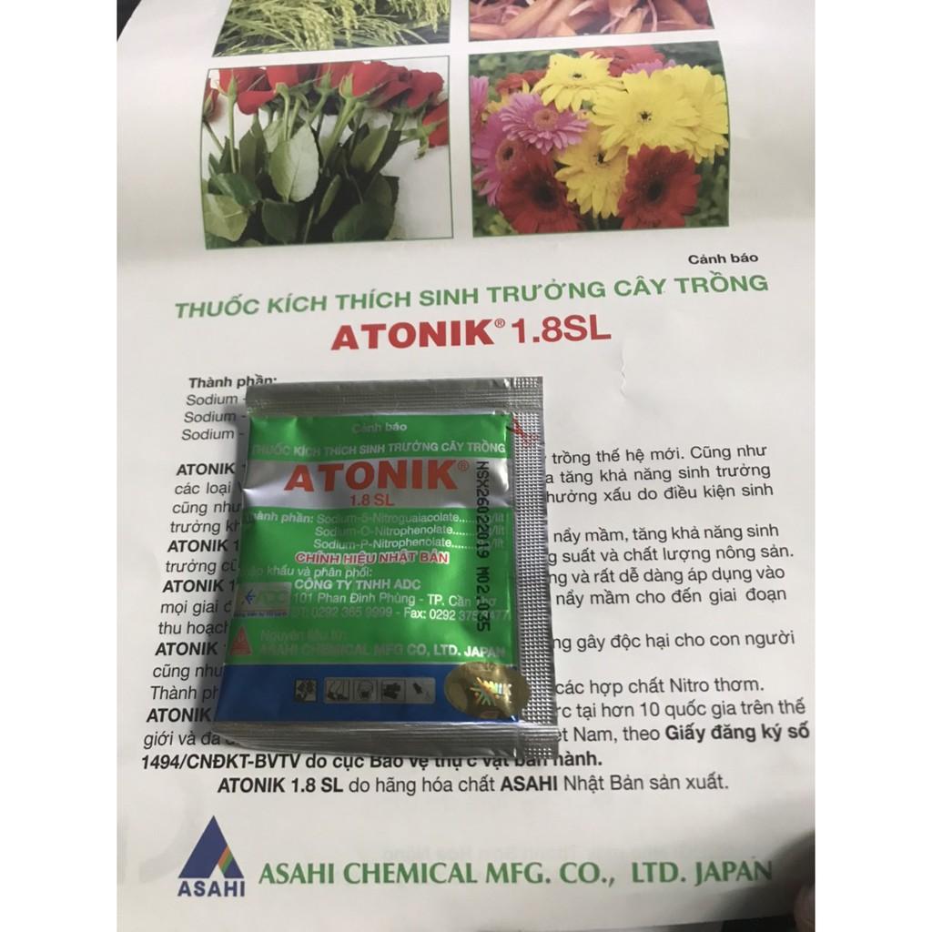 Thuốc kích thích sinh trưởng cây trồng ATONIK 1.8 SL ( 1 gói )
