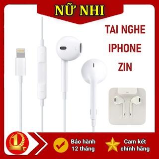 Tai Nghe Iphone lightning chĩnh hãng dành cho Iphone 7/8/X/11 Promax