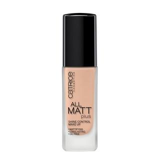 Kem Nền Catrice All Matt Plus Shine Control Make Up 18h