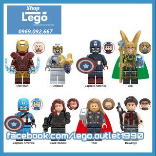Xếp hình Lego Siêu anh hùng Avengers : Endgame giá rẻ