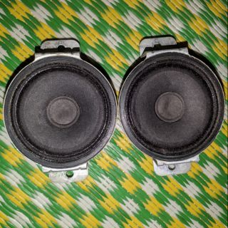 1 cặp loa lời tháo tivi + 1 cặp loa treble tháo tivi Panasonic