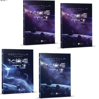 Sách - Combo Khế Tử trọn bộ 4 tập có tặng kèm Poster thumbnail
