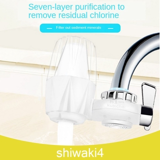 Faucet Water Filter Kitchen Sink Filtration Tap Purifier System HBF-8912