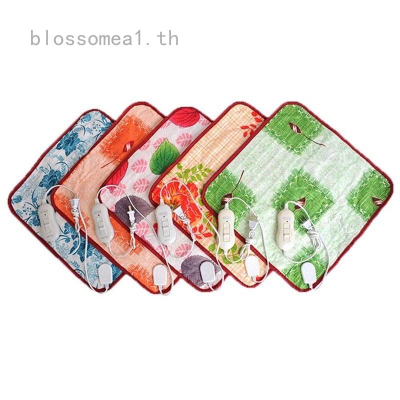 ผ้าห่มแบบไฟฟ้าขนาด 40 x 40 ซม. สำหรับสัตว์เลี้ยง blossomea1